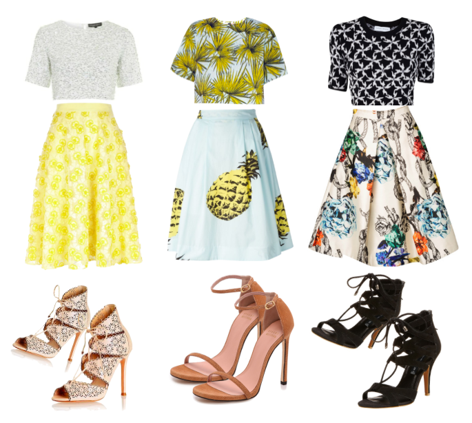 spring crop top how to wear a cop top what to wear for spring spring fashion 2015 spring style 2015 spring fashion 2015 midi skirt crop top crop top midi skirt pattern mixing missing prints print mixing