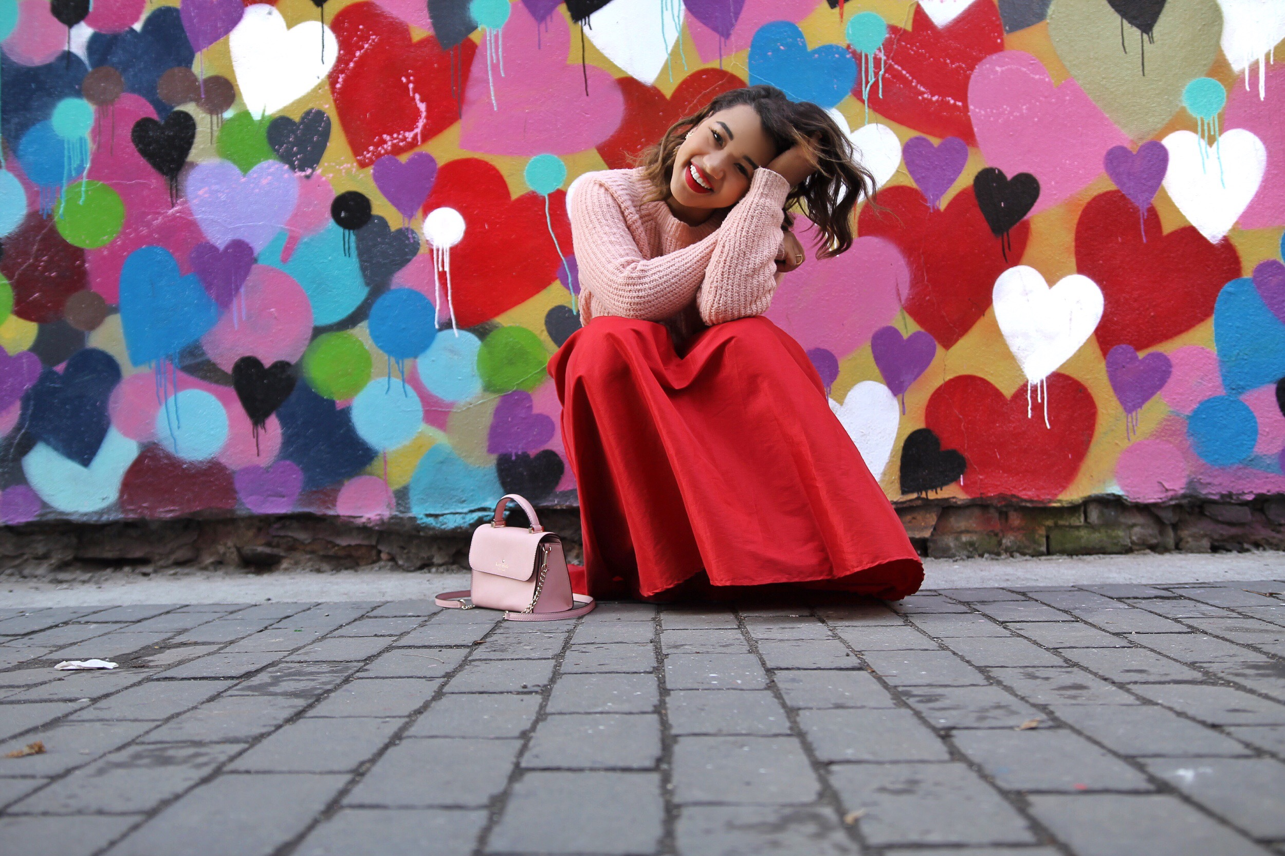 Love Is In The Air | Color Me Courtney